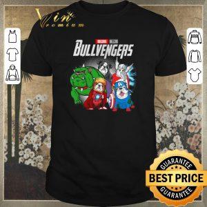 Awesome Bulldog Bullvengers Avengers Endgame shirt sweater