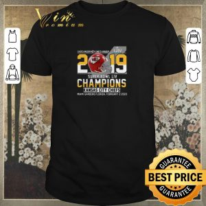 Awesome Chiefs Kingdom 2019 Super Bowl Liv Champions Kansas City Chiefs shirt sweater