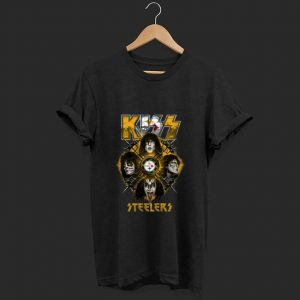 Awesome KISS Band Steelers Pittsburgh Steelers shirt