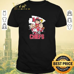 Awesome Snoopy Kansas City Chiefs Champion Peanuts Characters shirt sweater