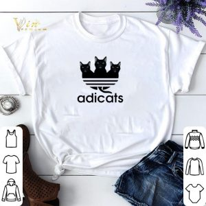 Black Cats Adidas Adicats shirt sweater