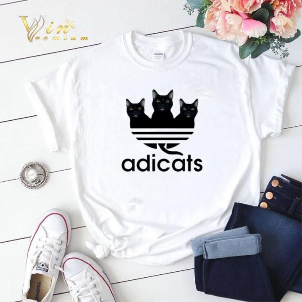 Black Cats Adidas Adicats shirt sweater