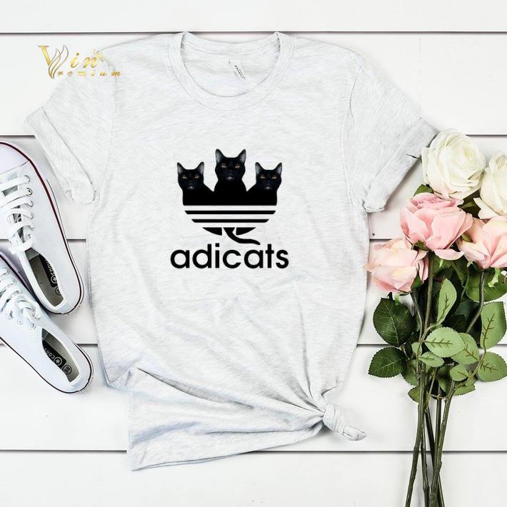 Black Cats Adidas Adicats shirt sweater 4 - Black Cats Adidas Adicats shirt sweater