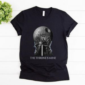Great Darth Vader The Throne Is Mine shirt
