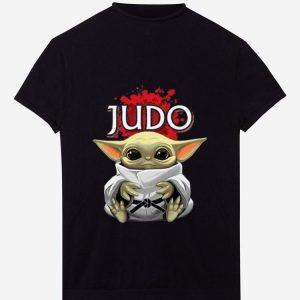 Great Star Wars Baby Yoda Judo shirt