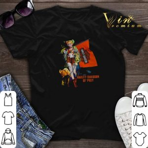 Harley Quinn Motor Harley Davidson Cycles Of Prey shirt sweater