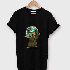 Hot Baby Yoda Dabbing Old Dominion shirt