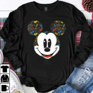 Hot Disney Year Of The Mouse Band Concert Mickey Mouse shirt