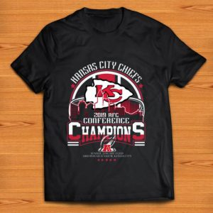 Hot Kansas city Chiefs 2019 AFc Conference Champions shirt