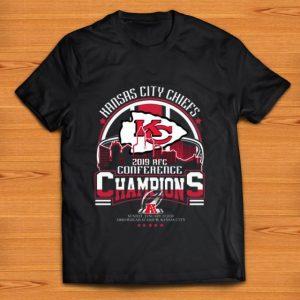Hot Kansas city Chiefs 2019 AFc Conference Champions shirt