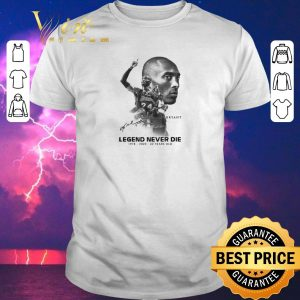 Hot Legends Never Die Kobe Bryant 42 Years Old shirt