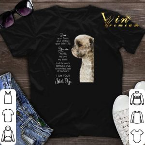 I am Your Friend Your Partner Your Shih Tzu you are my life love shirt sweater