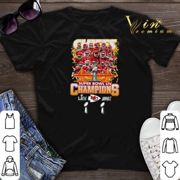Kansas City Chiefs Super Bowl LIV Champs shirt sweater