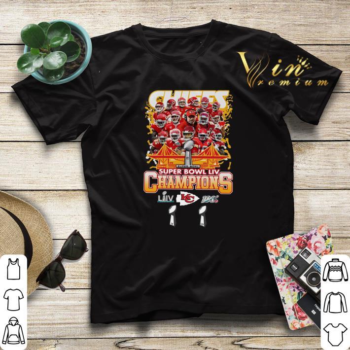 Kansas City Chiefs Super Bowl LIV Champs shirt sweater 4 - Kansas City Chiefs Super Bowl LIV Champs shirt sweater