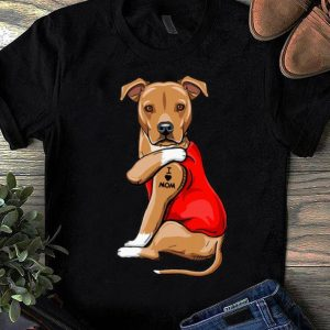 Official Greyhounds Tattoo I Love Mom Dog Lovers shirt