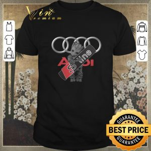 Original Baby Groot hug Audi S Line Logo MCU shirt sweater
