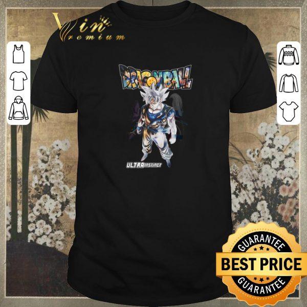 Original Dragon Ball Son Goku Ultra Instinct shirt sweater