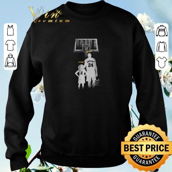 Premium Forever Legends 2 Gianna Bryant 24 Kobe Bryant signature shirt sweater