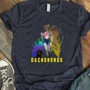 Premium Harley Quinn Dachshund shirt