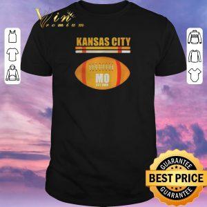 Premium Kansas City Football Fan Missouri KC Great shirt sweater
