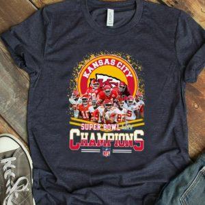 Premium NFL Kansas City Chiefs Super Bowl Champions 2019 shirt