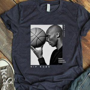 Premium RIP Kobe Bryant Mamba NBA shirt