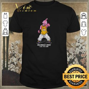 Pretty Kid Buu RIP Majin Buu Mashup Kobe I love this game Kobe Bryant shirt sweater