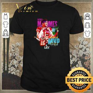Pretty Patrick Mahomes 15 Super Bowl LIV MVP Kansas City Chiefs shirt sweater