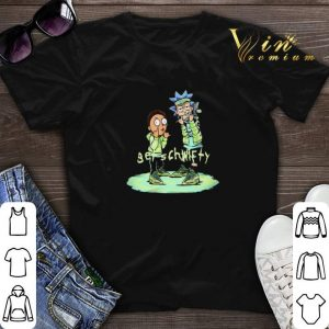Yeezreel Yeezy 350 Get Schwifty Rick and Morty shirt sweater