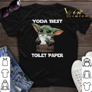 Baby yoda Yoda best toilet paper shirt sweater