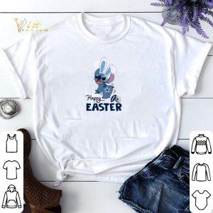 Disney Stitch Dallas Cowboys logo Happy Easter shirt sweater