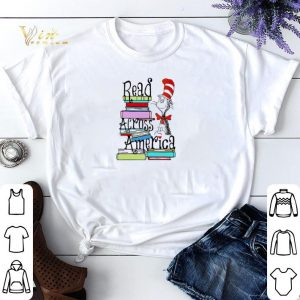 Dr. Seuss read across America shirt sweater