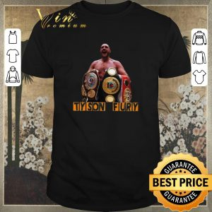 Funny Tyson Fury Champion shirt sweater