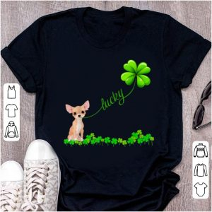 Great Irish Lucky With Chihuahua. Chihuahua Lover, shirt