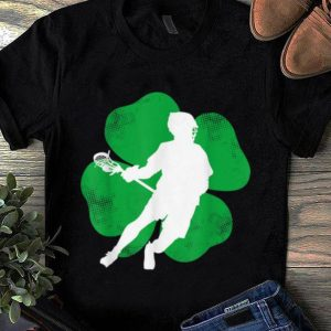 Great Lacrosse St Patrick's Day Lacrosse Lover Irish shirt