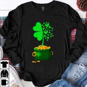 Great Shamrock Green Chicken St Patrick's Day Farmer Irish Gifts shirt