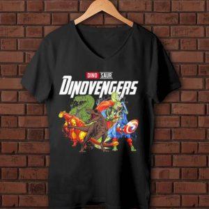 Hot Dinosaur Dinovengers Marvel Avengers Endgame shirt