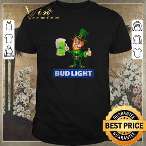 Hot Leprechaun drink Bud Light beer shirt sweater