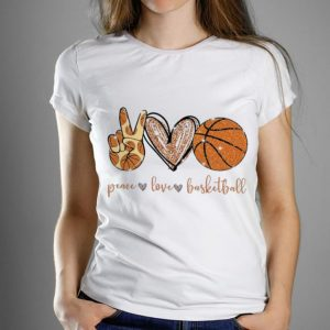 Hot Peace Love Diamonds Basketball shirt