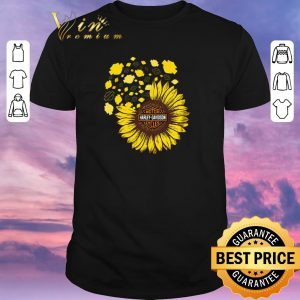 Nice Sunflower Motor Harley Davidson Cycles shirt sweater