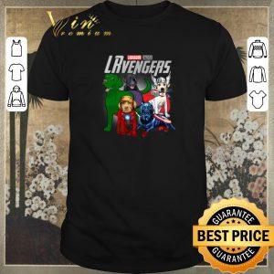 Official Marvel Labrador Retriever LRvengers Avengers Endgame shirt sweater