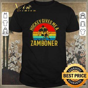 Original Hockey gives me a zamboner vintage shirt sweater