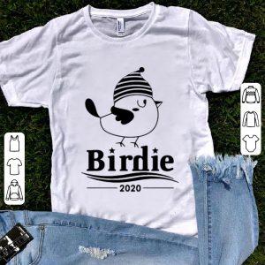 Premium Birdie 2020 Burns Like The Sun Bernie Sanders shirt