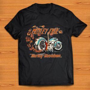 Pretty Mötley Crüe Harley-Davidson Motor Guitar shirt