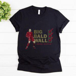 Top Big Bald Wall Brad Guzan shirt