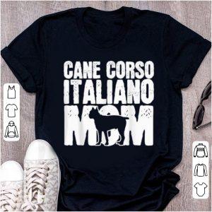 Top Cane Corso Dog Mom Mama Mothers Day Gift shirt