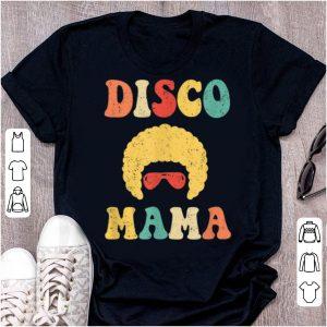 Top Disco Mama Design 1970s Disco Vintage shirt