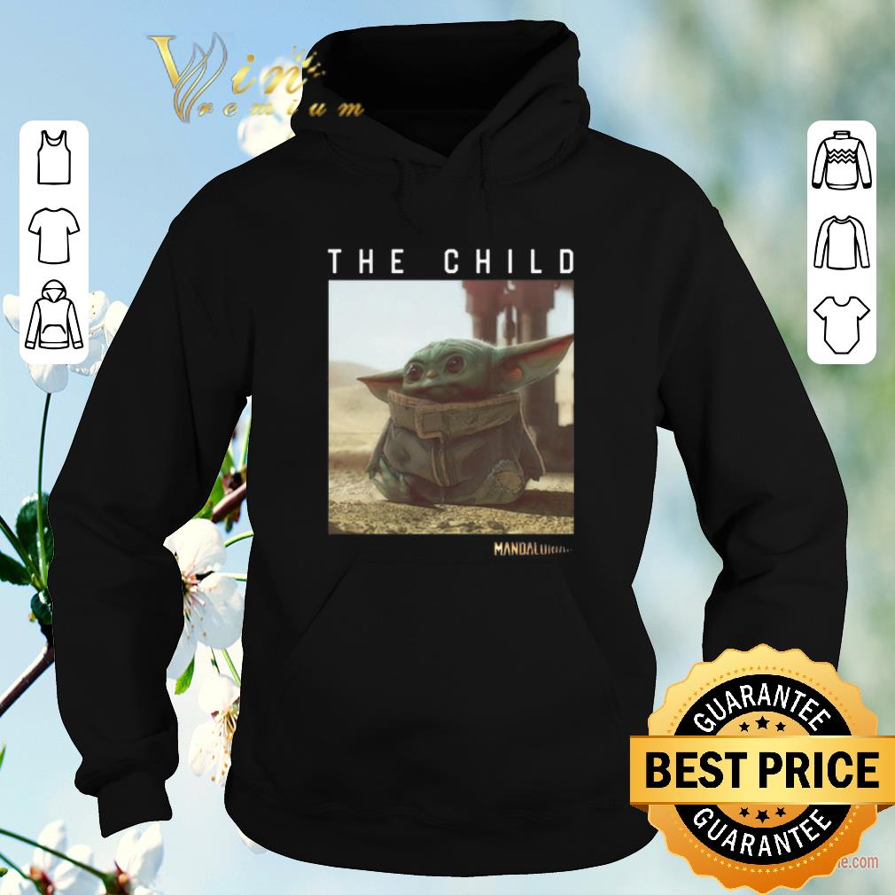 Top The Child Star Wars Mandalorian Baby Yoda shirt sweater 4 - Top The Child Star Wars Mandalorian Baby Yoda shirt sweater
