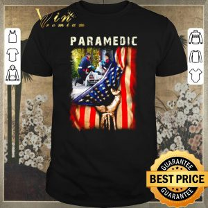 Pretty Paramedic American Flag Independence day shirt sweater
