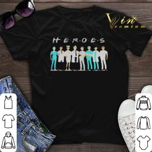 THANK FOR DOCTOR HEROES shirt sweater